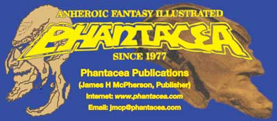 Phantacea Publications logo