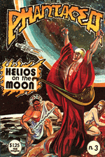 Cover from pH-3, artwork by Richard Sandoval, 1978