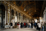 Versailles Hall of Mirrors, shot by Jim McPherson, 2004