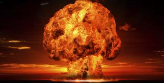 Nuclear explosion taken from BBC Future online, January 5, 2015