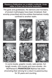 Ad for print publications prepared by Jim McPherson, 2011