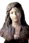 [LIKENESS OF MEDEA, FROM 'THE COLOUR OF SCULPTURE' EXHIBITION, AMSTERDAM 1996]