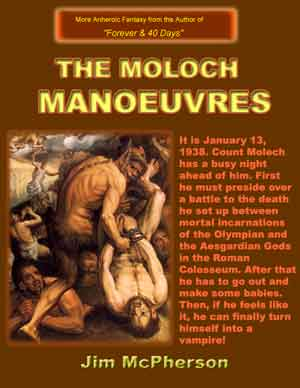 Potential cover for The Molech Manoeuvres, prepared by Jim McPheron