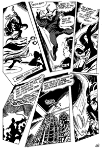 Page 14 from pH-1, artwork by Dave Sim, 1977